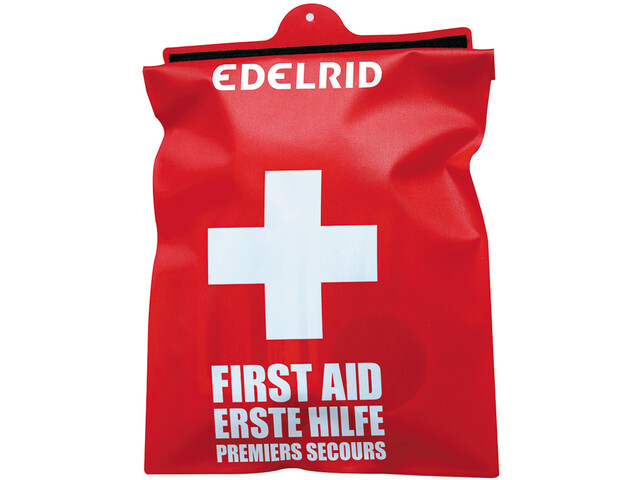 Edelrid First Aid Kit, red